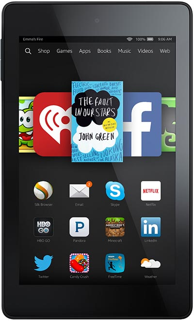 Amazon Fire HD 6 4th gen WiFi 16GB