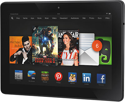 Amazon Fire HDX 8.9 4th gen WiFi