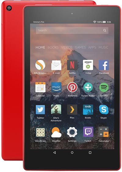 Amazon Fire HD 8 8th gen WiFi 16GB