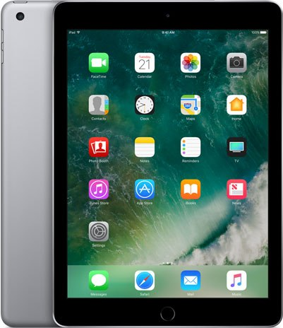 Apple iPad 9.7-inch 2018 6th gen A1954 TD-LTE 32GB  (Apple iPad 7,6)