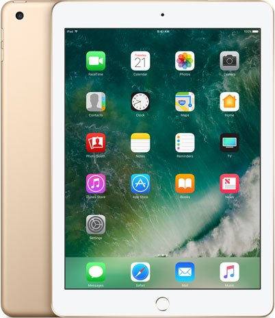 Apple iPad 9.7-inch 2018 6th gen A1893 WiFi 32GB  (Apple iPad 7,5)