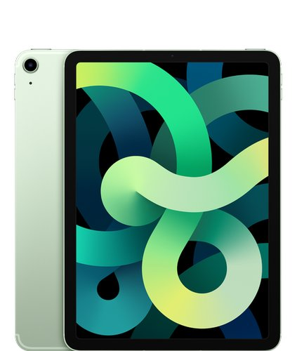 Apple iPad Air 4th gen 2020 TD-LTE JP TW HK A2072 64GB  (Apple iPad 13,2)
