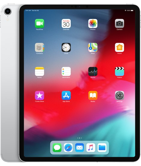 Apple iPad Pro 12.9-inch 2018 3rd gen A1895 TD-LTE JP 256GB  (Apple iPad 8,7)