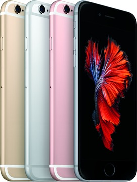 Apple iPhone 6s A1700 TD-LTE CN 32GB  (Apple iPhone 8,2)