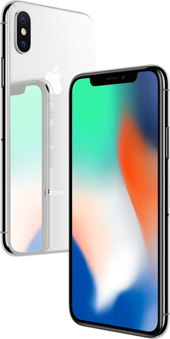 Apple iPhone X A1865 TD-LTE 64GB  (Apple iPhone 10,3)