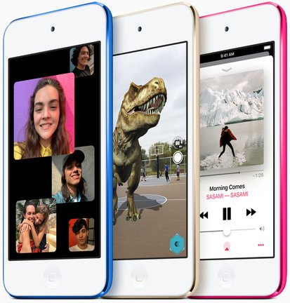 Apple iPod touch 2019 7th generation A2178 32GB  (Apple iPod 9,1)
