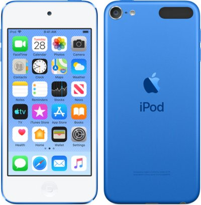 Apple iPod touch 2019 7th generation A2178 256GB  (Apple iPod 9,1)