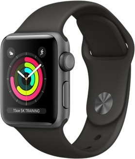 Apple Watch Series 3 38mm LTE EU APAC A1889 / A1969  (Apple Watch 3,1)