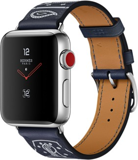 Apple Watch Series 3 Hermes 38mm TD-LTE AM A1860  (Apple Watch 3,1)