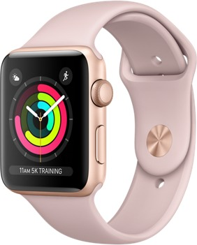 Apple Watch Series 3 42mm TD-LTE CN A1892 / A1973  (Apple Watch 3,2)