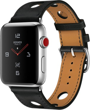 Apple Watch Series 3 Hermes 42mm TD-LTE AM A1861  (Apple Watch 3,2)
