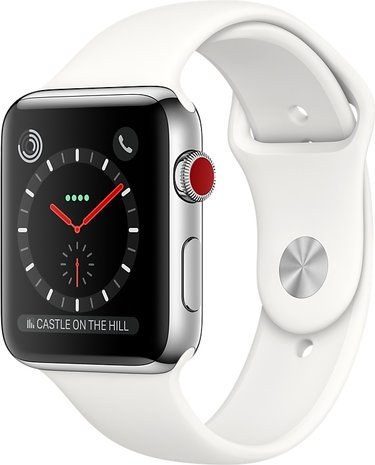 Apple Watch Series 3 42mm LTE EU APAC A1891 / A1972  (Apple Watch 3,2)