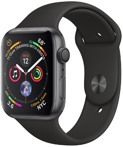 Apple Watch Series 4 40mm TD-LTE AM A1975  (Apple Watch 4,3)