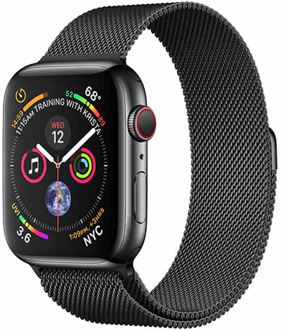 Apple Watch Series 4 44mm TD-LTE Global A2008  (Apple Watch 4,4)