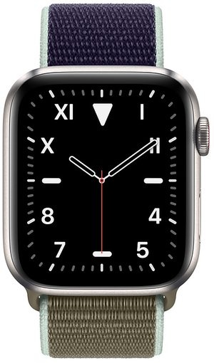 Apple Watch Edition Series 5 44mm TD-LTE NA A2095  (Apple Watch 5,4)