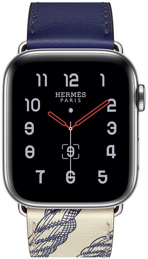 Apple Watch Series 5 44mm Hermes Global TD-LTE A2157  (Apple Watch 5,4)