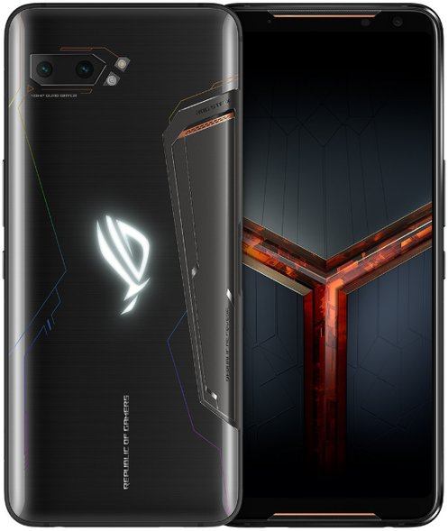 Asus ROG Phone II Global Dual SIM TD-LTE 512GB  (Asus I001D)