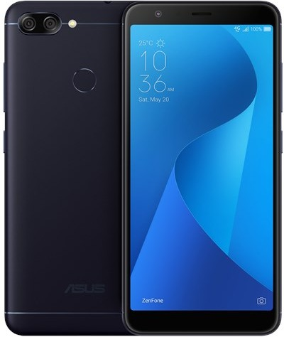 Asus ZenFone Max Plus Dual SIM Global TD-LTE Version A ZB570TL  (Asus M1)