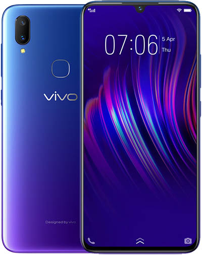 BBK Vivo V11 / V11i Dual SIM TD-LTE PH TH PK 128GB  (BBK V1813)