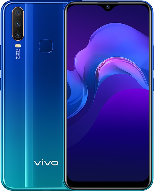 BBK Vivo Y15 2019 Dual SIM TD-LTE IN 64GB 1901  (vivo 1901)