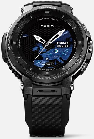 Casio WSD-F30 Pro Trek Smart Watch