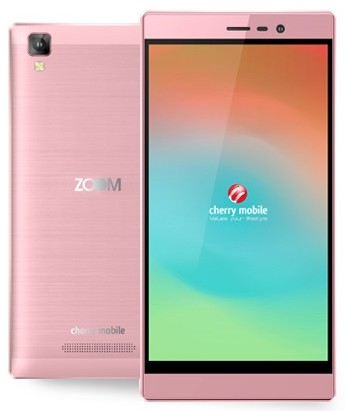 Cherry Mobile Zoom Dual SIM LTE