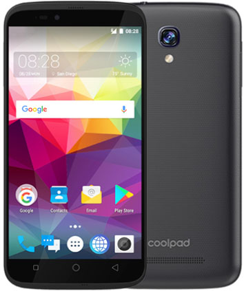 Coolpad Canvas 4G LTE US 3636A  (Coolpad CP3636A)