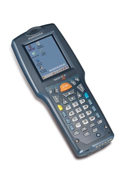 Datalogic Mobile Scorpio Wndows CE