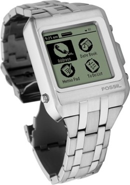 Fossil Wrist PDA Watch