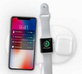 apple iphone x charging dock pods