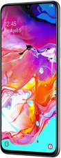 samsung galaxy a70 r perspective black