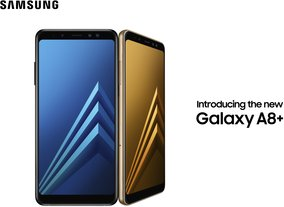 samsung galaxy a8 plus double 2p