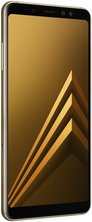 samsung galaxy a8 plus l30 gold