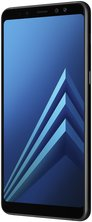 samsung galaxy a8 plus r30 black