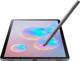 samsung galaxy tab s6 10 mountain gray dynamic with pen 1