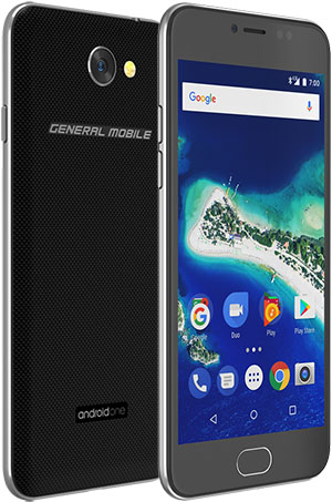 General Mobile GM6 Android One Dual SIM TD-LTE