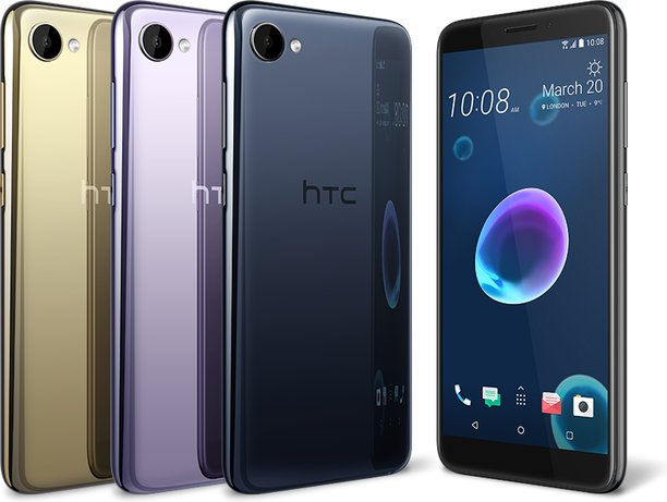 HTC Desire 12 Global Dual SIM LTE 32GB  (HTC Breeze)