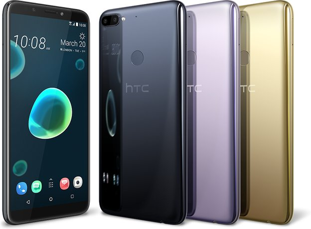 HTC Desire 12+ Dual SIM TD-LTE APAC 32GB  (HTC Breeze Plus)