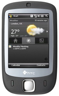 HTC Touch P3450  (HTC Elf 100)