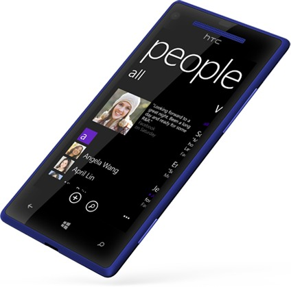 T-Mobile HTC Windows Phone 8X  (HTC Accord)