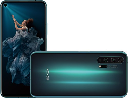 Huawei Honor 20 Pro Global Dual SIM TD-LTE 256GB YAL-L41  (Huawei Yale)