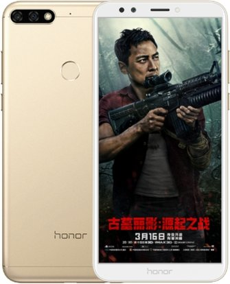 Huawei Honor Changwan 7C Dual SIM TD-LTE CN LND-AL30 / Honor Play 7C  (Huawei London)