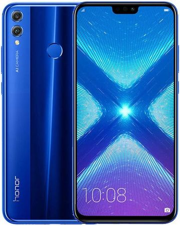 Huawei Honor 8X Dual SIM TD-LTE IN 128GB JSN-L42   (Huawei Johnson)