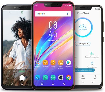 Infinix HOT 6X Global Dual SIM TD-LTE 16GB