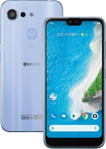 Kyocera Android One S6 TD-LTE JP S6-KC