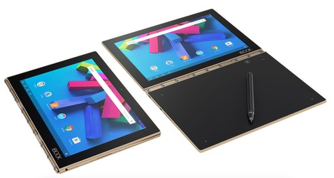 Lenovo Yoga Book X91L LTE EMEA 64GB