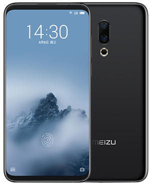Meizu 16 Plus Premium Edition Dual SIM TD-LTE CN M892Q 256GB / 16th Plus