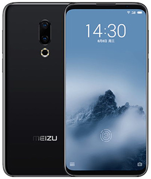 Meizu 16 Plus Premium Edition Dual SIM TD-LTE CN M892Q 128GB / 16th Plus