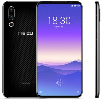 Meizu 16s Premium Edition Global Dual SIM TD-LTE M971H 128GB  (Meizu Alps)