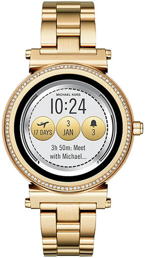 Michael Kors Access Sofie Pave Smarthwatch MKT5021